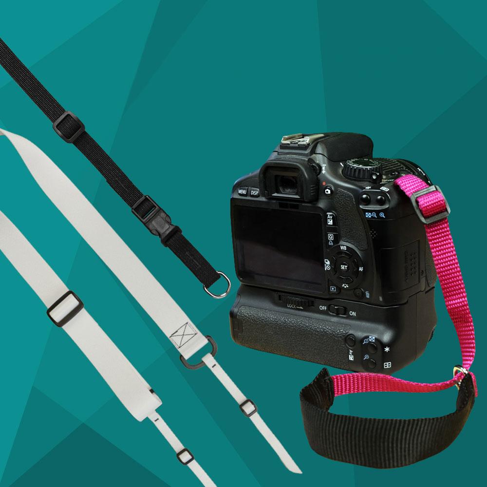 Bag and Camera Straps