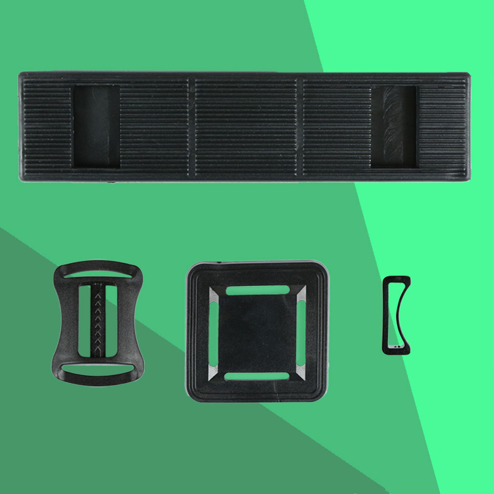 Specialty Buckles and Accessories
