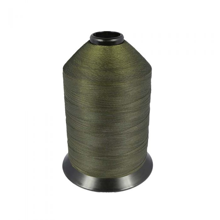 1 Lb. Spool of Thread Olive Drab
