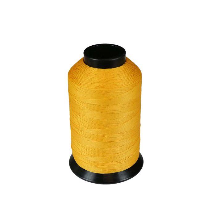 4 Oz. Spool of Thread Yellow Gold