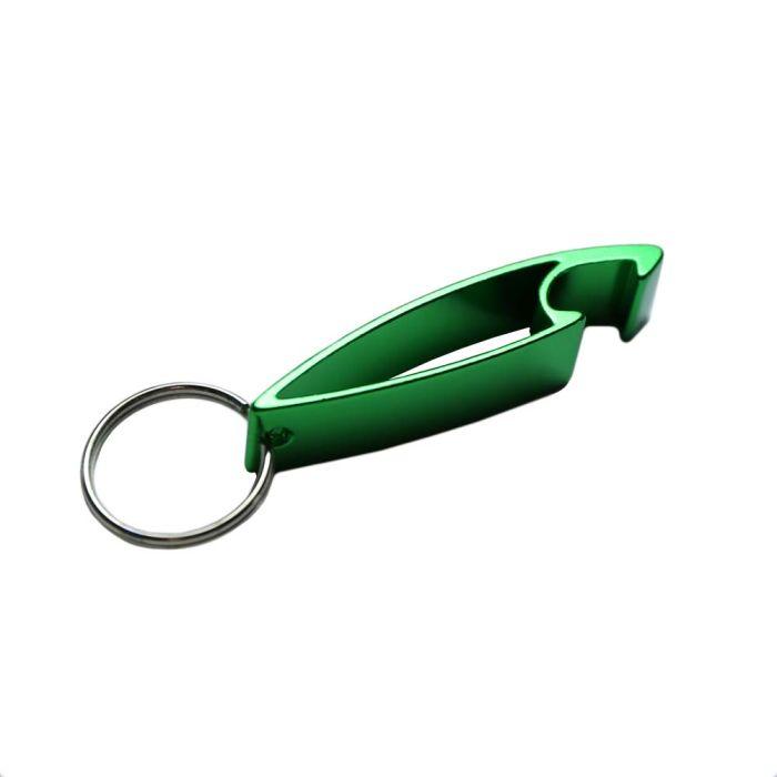 Jalapeno Green Shark Bottle Opener