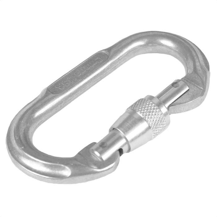 Locking Metal Carabiner