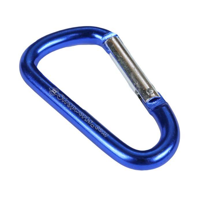 Blue Mini Carabiner