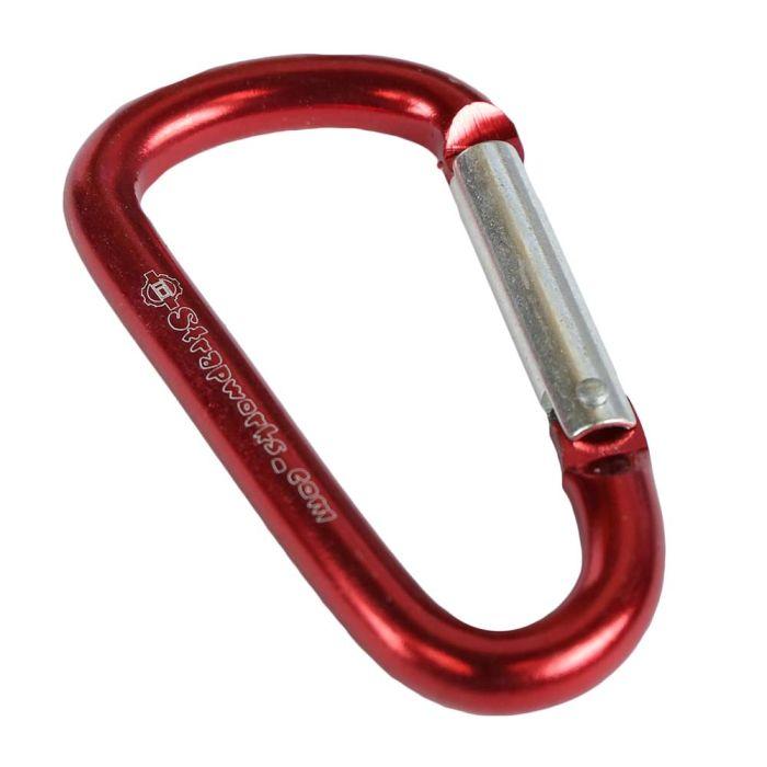 Red Mini Carabiner