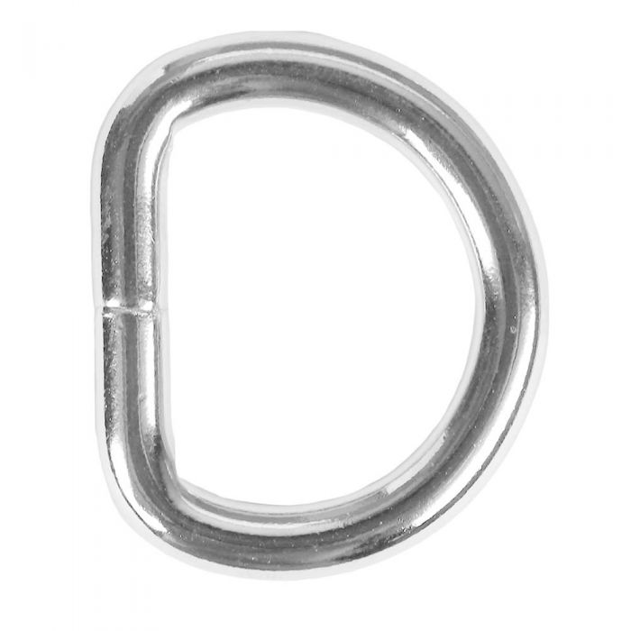 1 Inch Metal D-Ring