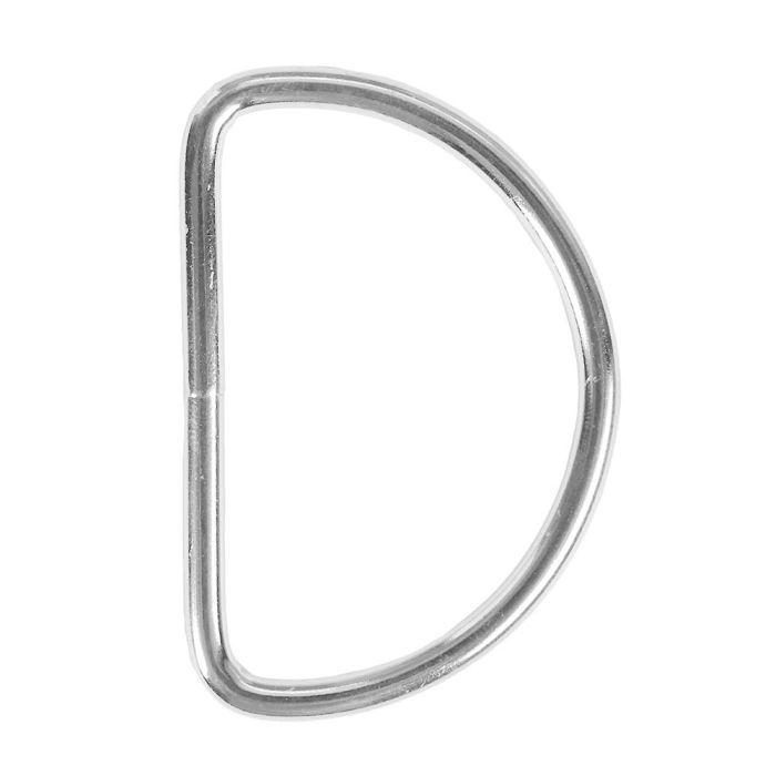 2 Inch Lightwire Metal D-Ring