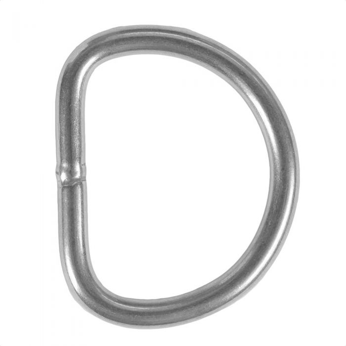 2 Inch Stainless Steel D-Ring