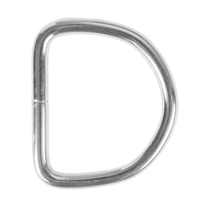 2 Inch Metal D-Ring