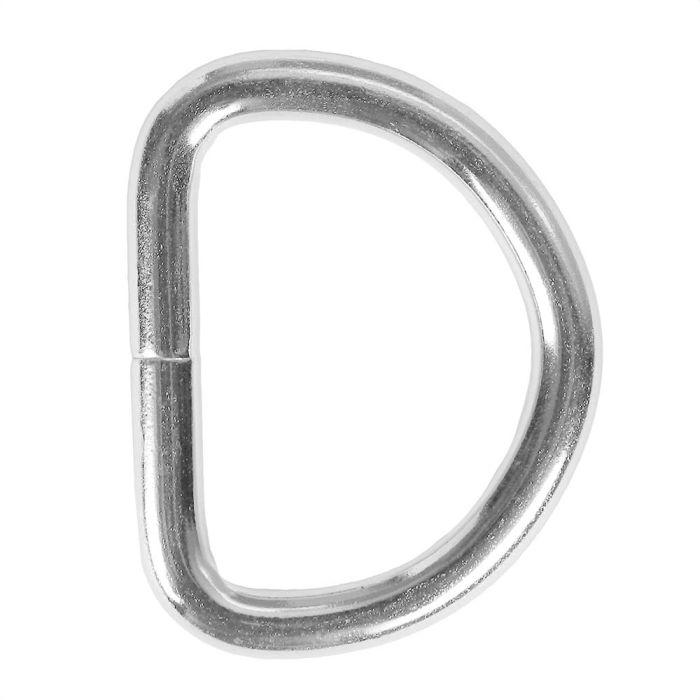 1 1/2 Inch Metal D-Ring