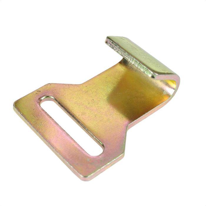 2 Inch Metal Flat Hook