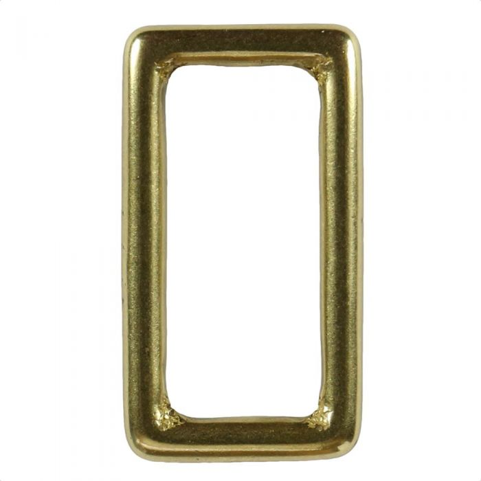1 Inch Solid Brass Loop