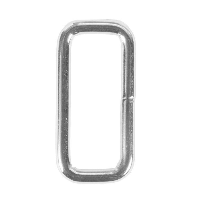 1 Inch Squared Metal Loop