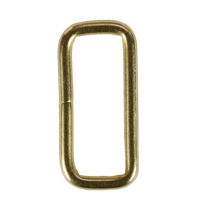 3/4 Inch Solid Brass Loop