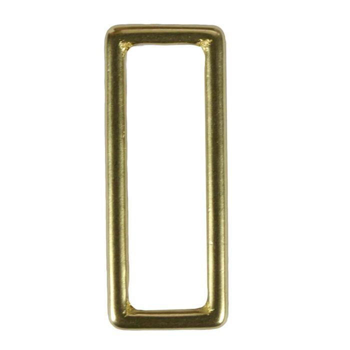 1 1/2 Inch Solid Brass Loop