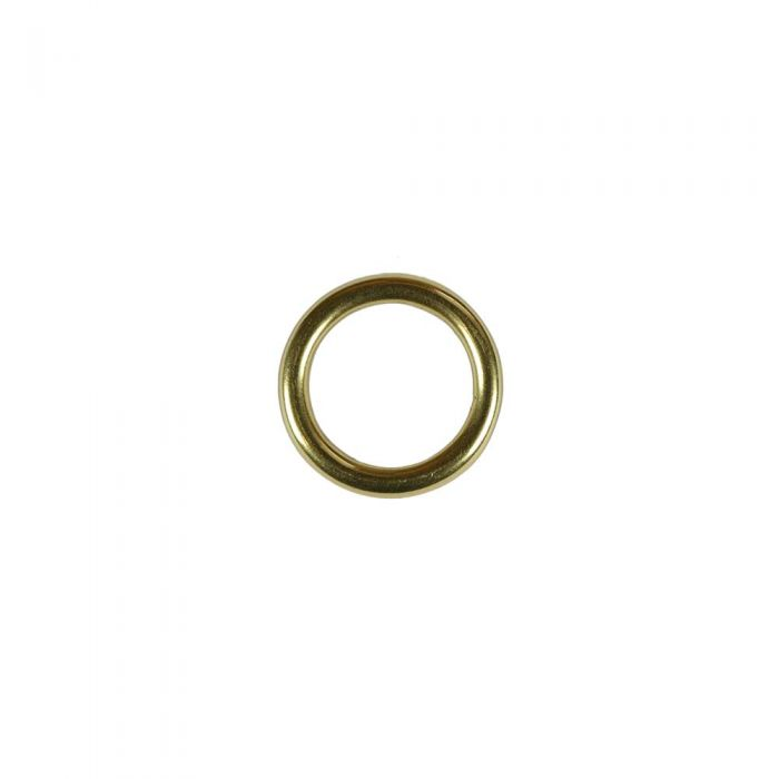 3/4 Inch Solid Brass O-Ring