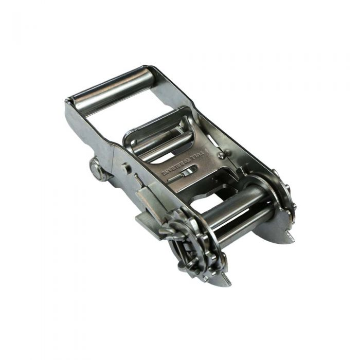 2 Inch Stainless Steel Ratchet Buckle