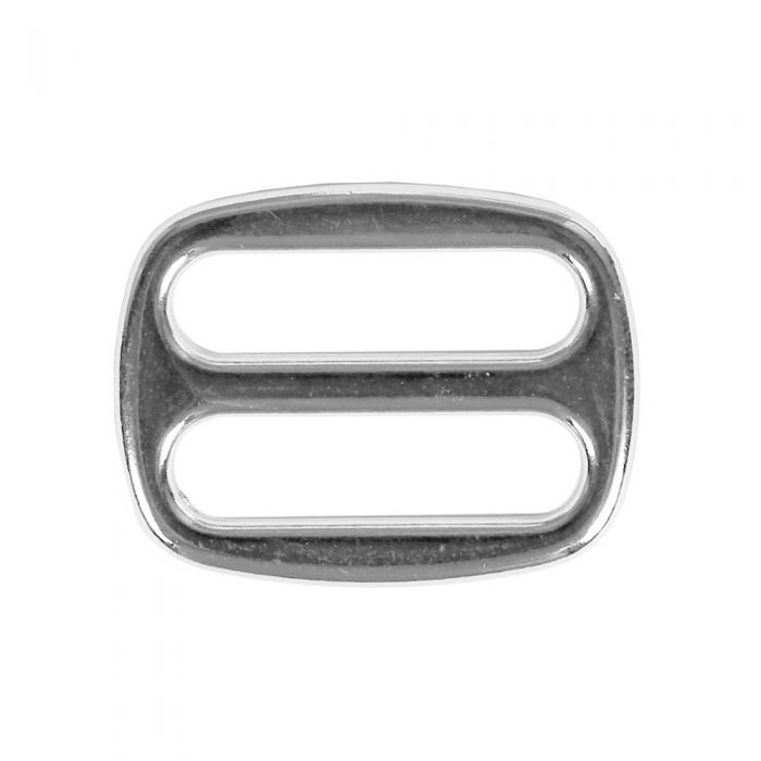 1 Inch Cast Flat Metal 3-Bar Slide