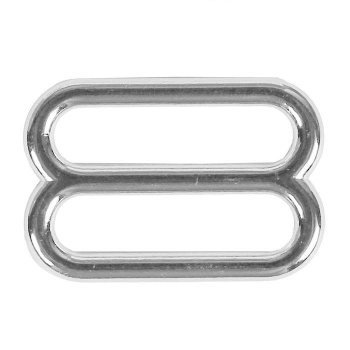 1 Inch Round Metal 3-Bar Slide
