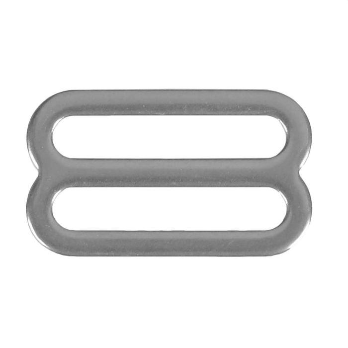 1 Inch Flat Stainless Steel 3-Bar Slide