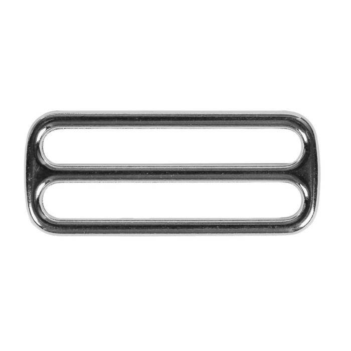 2 Inch Cast Flat Metal 3-Bar Slide