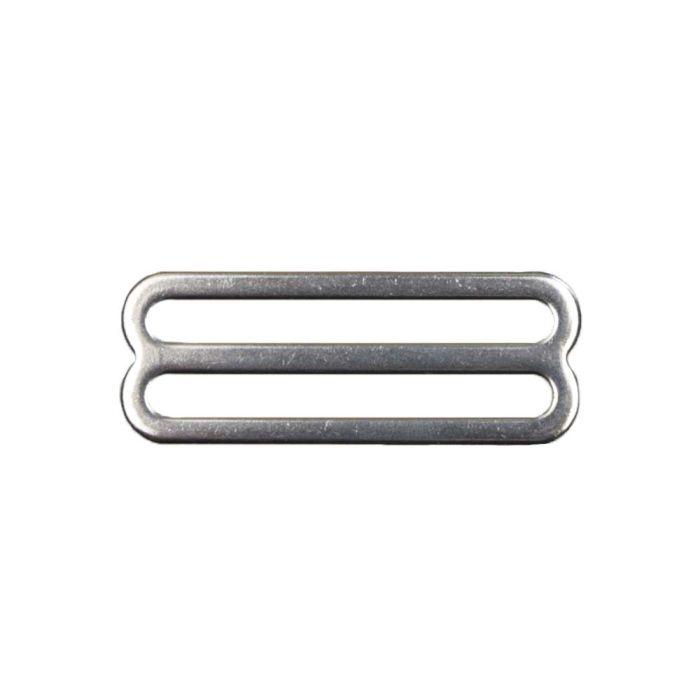 2 Inch Flat Stainless Steel 3-Bar Slide
