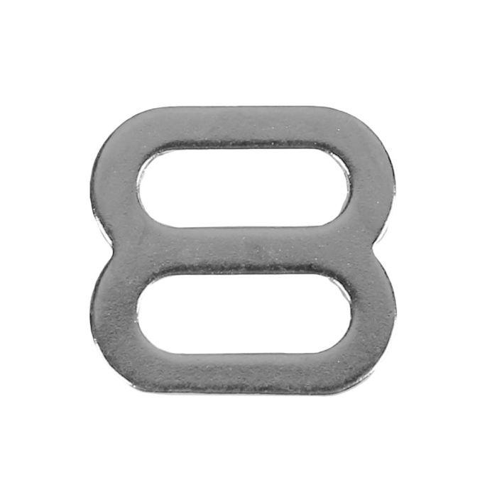 1/2 Inch Flat Metal 3-Bar Slide