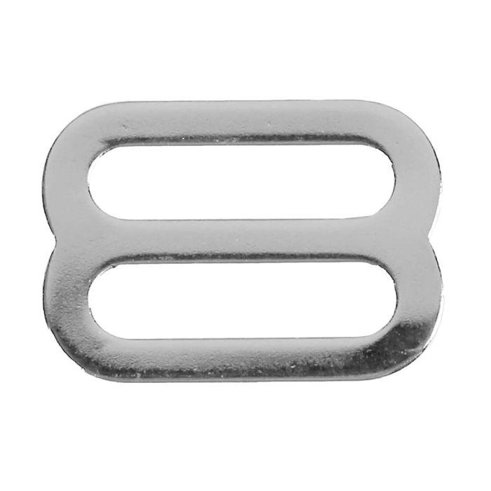 3/4 Inch Flat Metal 3-Bar Slide