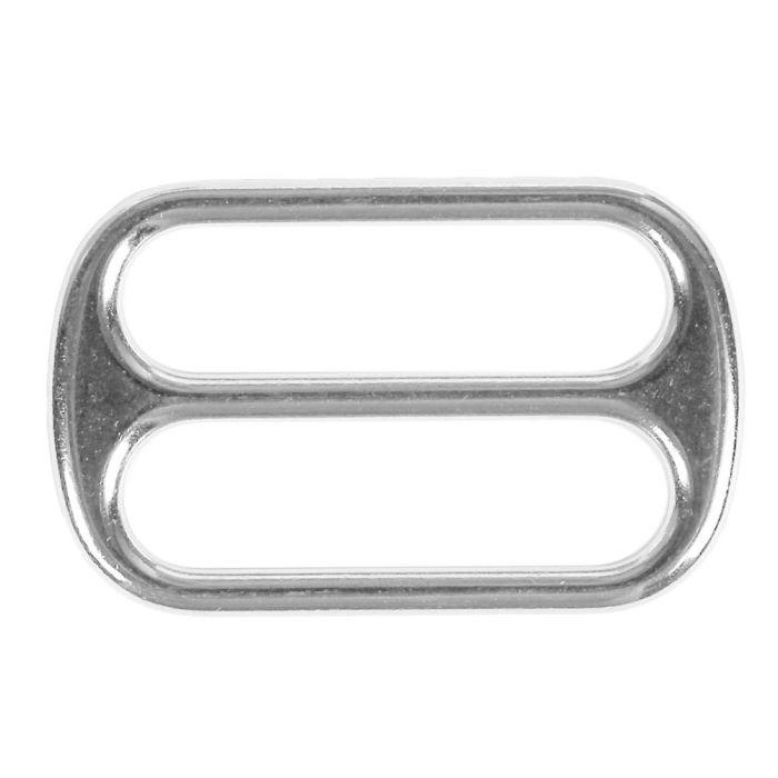 1 1/2 Inch Cast Flat Metal 3-Bar Slide