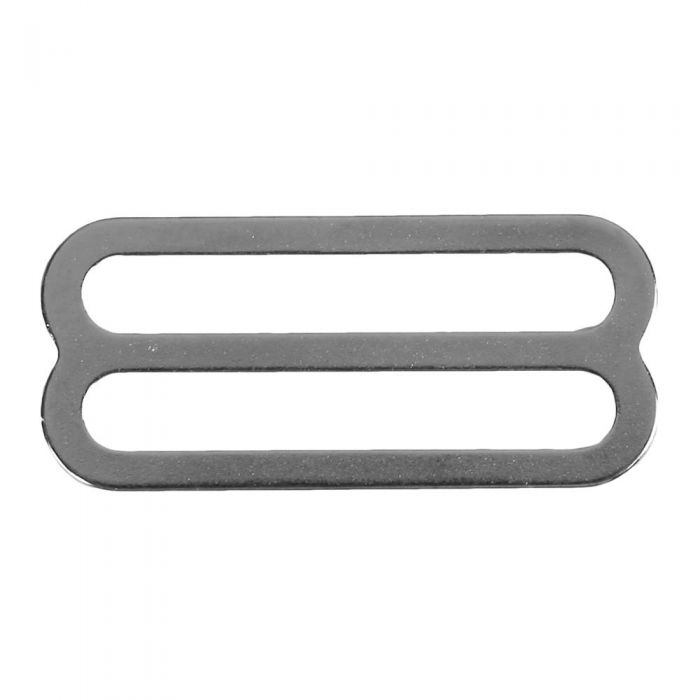 1 1/2 Inch Flat Metal 3-Bar Slide