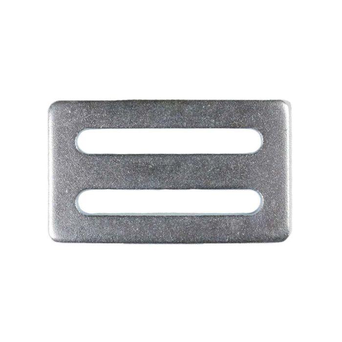 2 Inch Industrial Flat Metal 3-Bar Slide