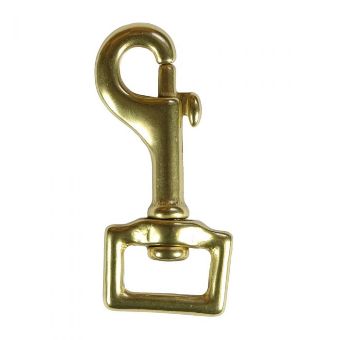 3/4 Inch Solid Brass Bolt Snap