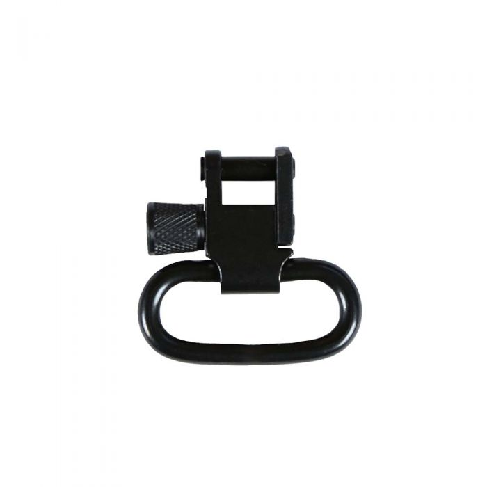 1 Inch Black Plated Tactical Rifle Sling Swivel
