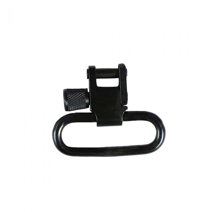1 1/4 Black Plated Tactical Rifle Sling Swivel