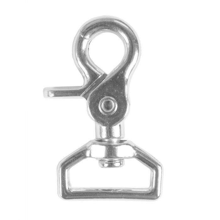 1 Inch Squared Metal Trigger Snap