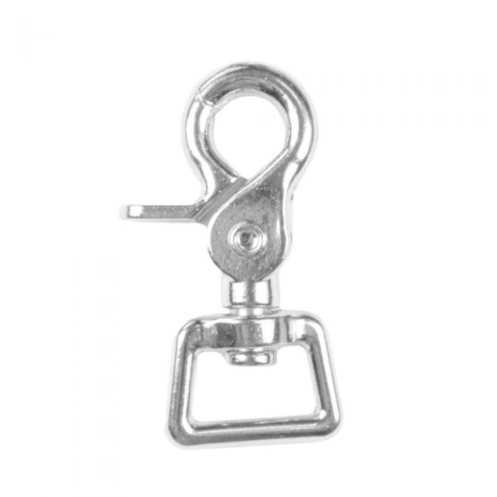 3/4 Inch Squared Metal Trigger Snap