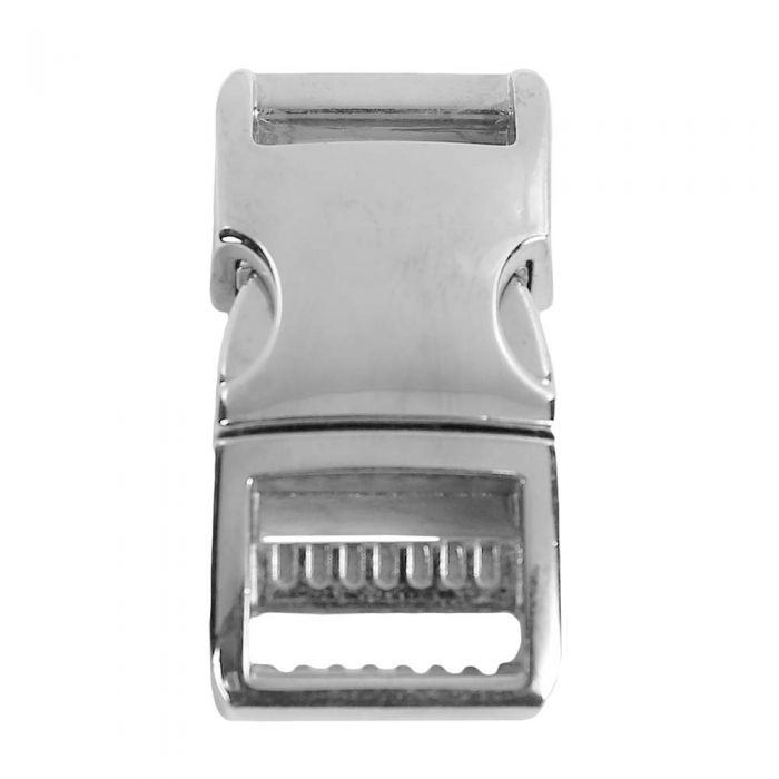 5/8 Inch Aluminum Side Release Buckle