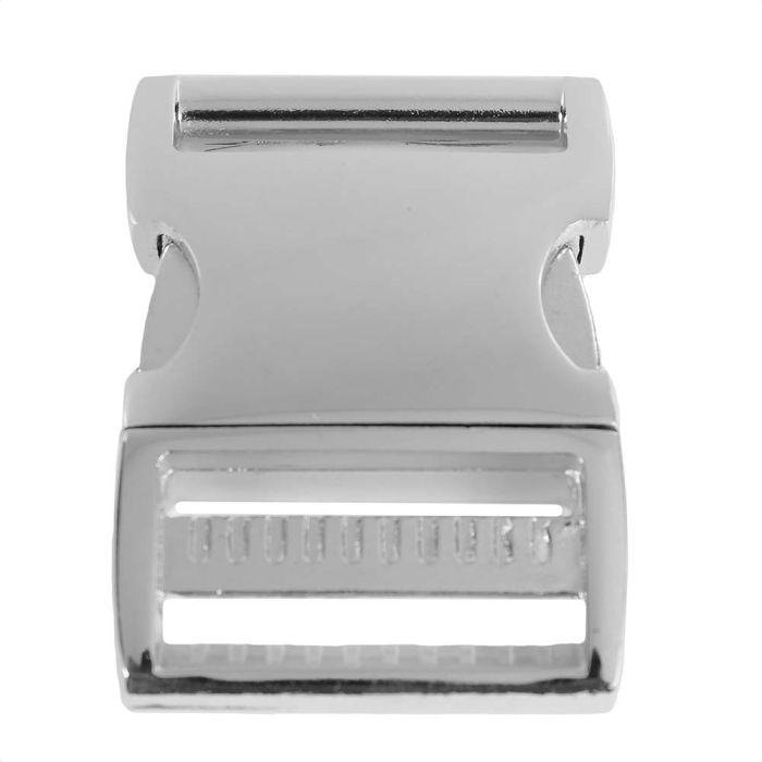 1 1/2 Inch Aluminum Side Release Buckle