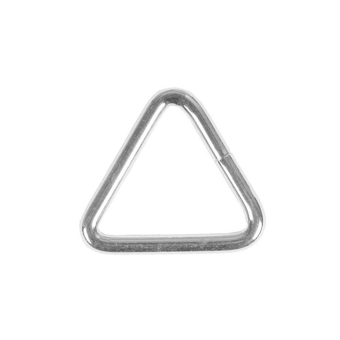 1 Inch Metal Tri-Loop