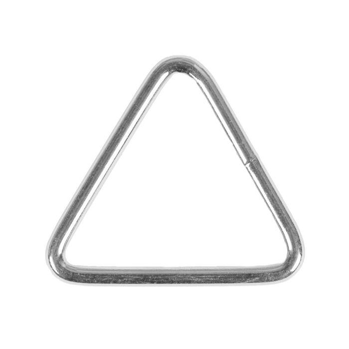 1 1/2 Inch Metal Tri-Loop