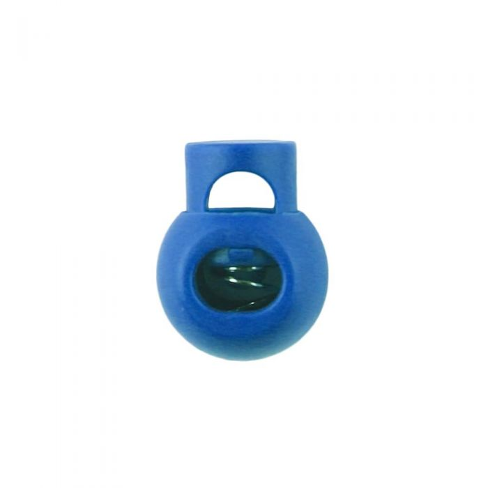 Pacific Blue Ball Style Plastic Cord Lock
