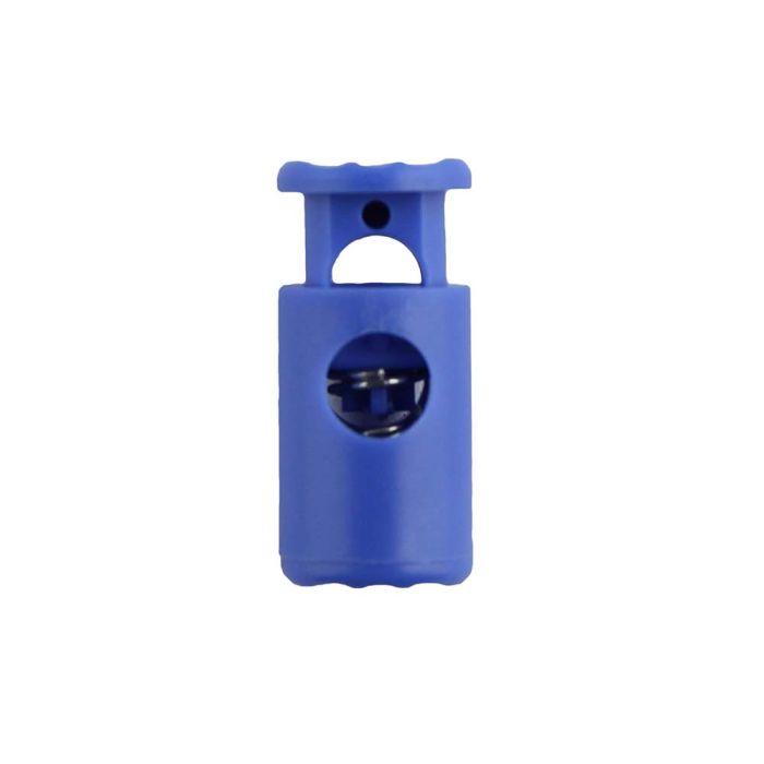 Pacific Blue Barrel Style Plastic Cord Lock