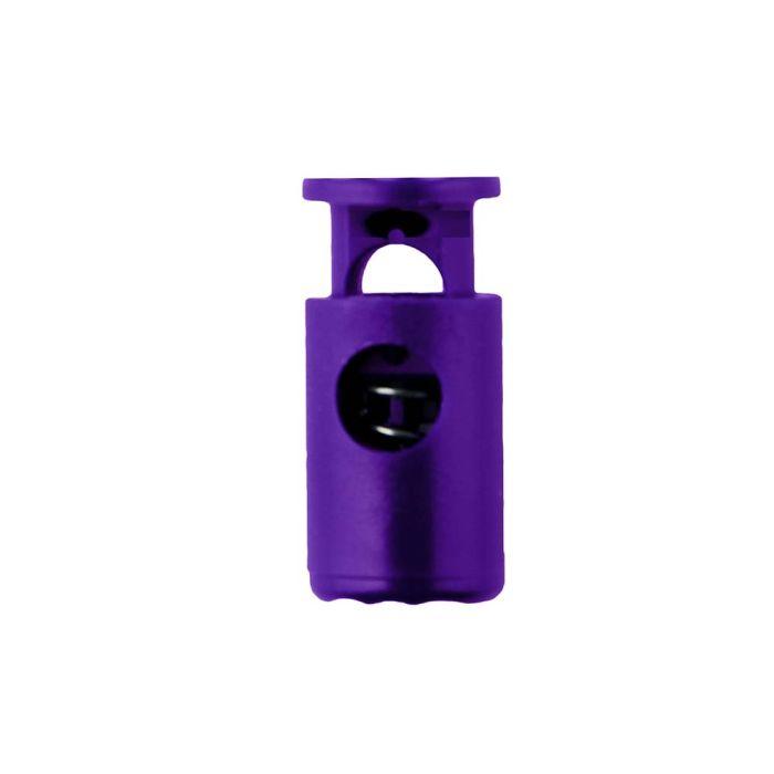Purple Barrel Style Plastic Cord Lock