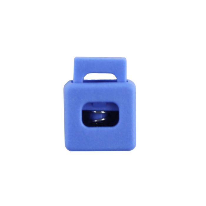 Pacific Blue Block Style Plastic Cord Lock