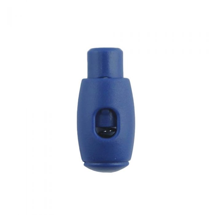 Pacific Blue Bowling Pin Style Plastic Cord Lock