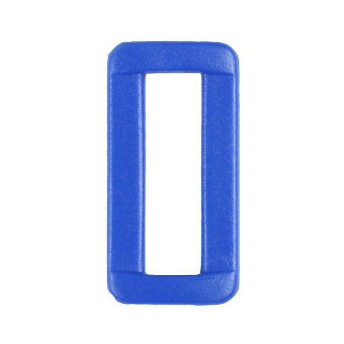 1 Inch Plastic Loop Pacific Blue
