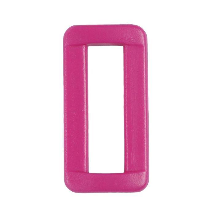 1 Inch Plastic Loop Rose Pink