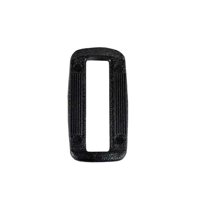 1 1/4 Inch Plastic Loop Black