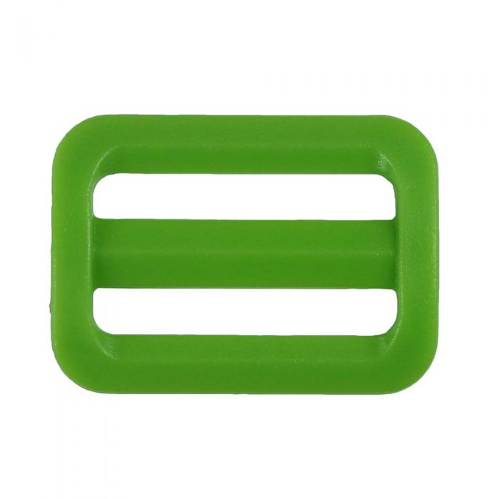 1 Inch Plastic Slide Grass Green