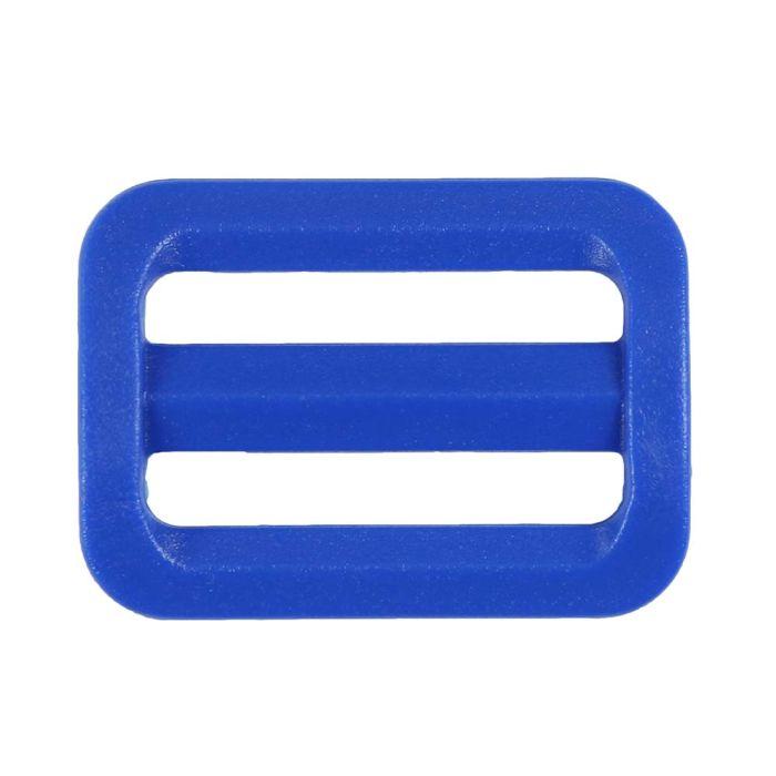 1 Inch Plastic Slide Pacific Blue