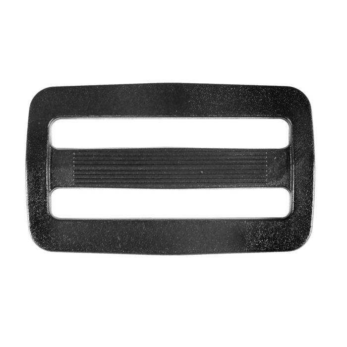 2 Inch Plastic Slide Black